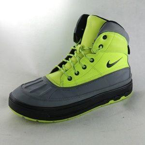 RARE Nike Woodside 2 High (GS) Grey/Volt ACG Boots